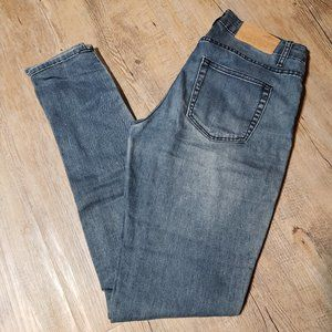 Cheap Monday mid rise skinny jeans